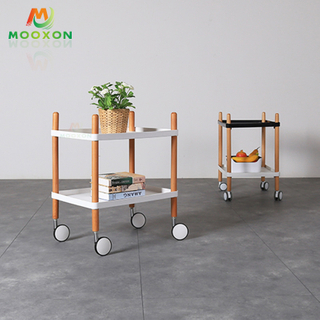 High Quality Multifunctional Collapsible And Movable Storage Holders Foldable Rack