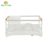 2/3 Tiers Plate Bowl Drainer Rack Metal Drying Storage Shelf Kitchen Dish Organizer