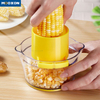 Anti-slip Hand Yellow Household Maize Thresher Corn Threshing Corns Sheller Hand Crank